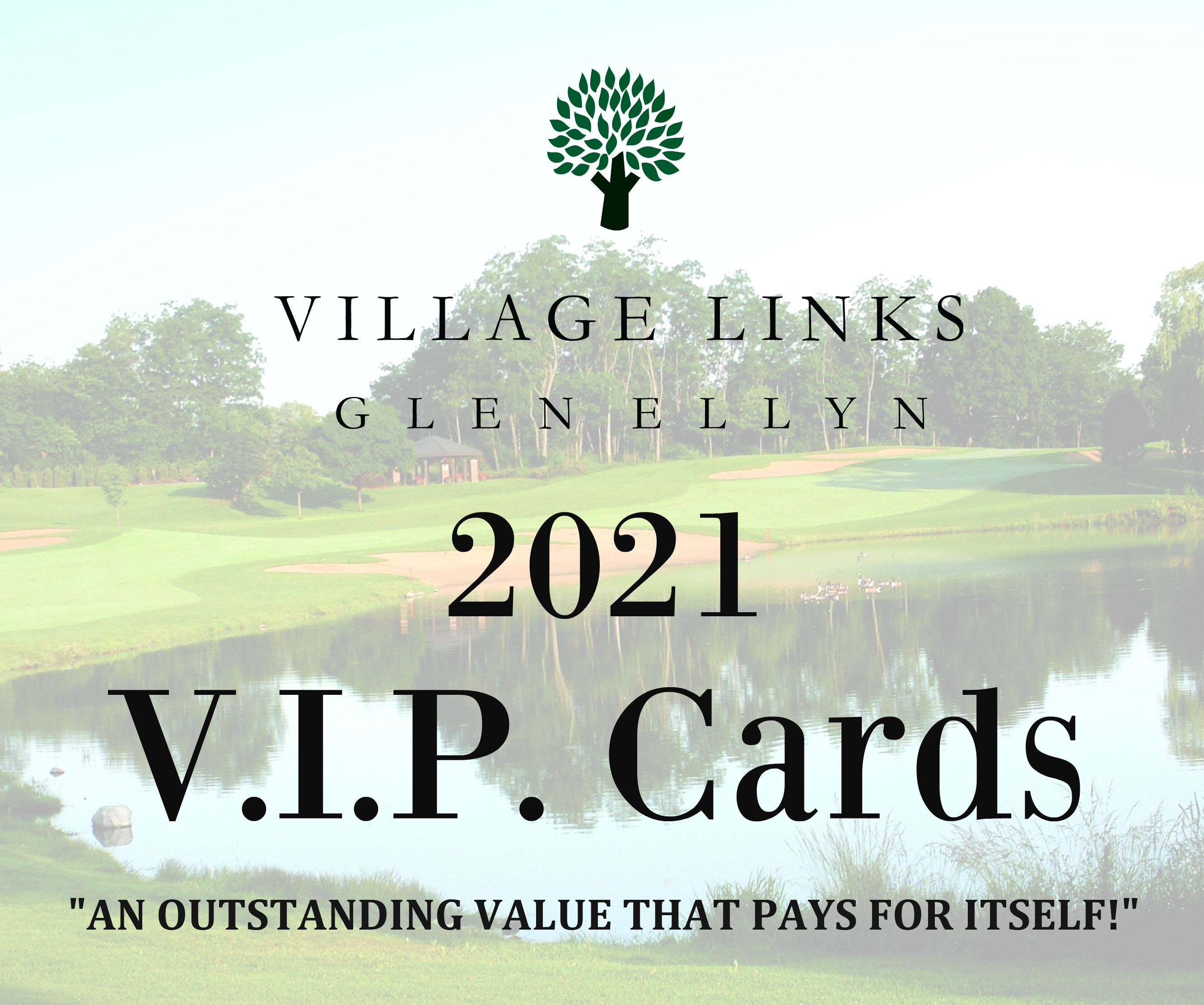Try our VIP Card. You deserve it!