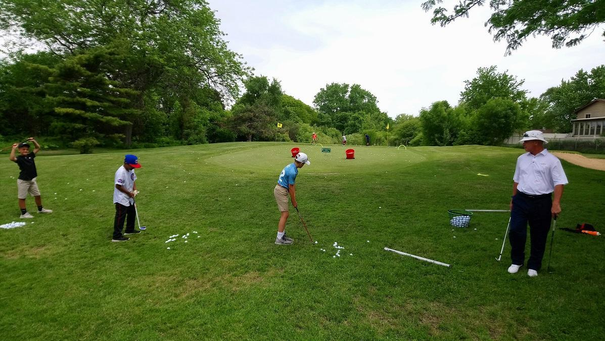 Half Day Junior Golf Camps