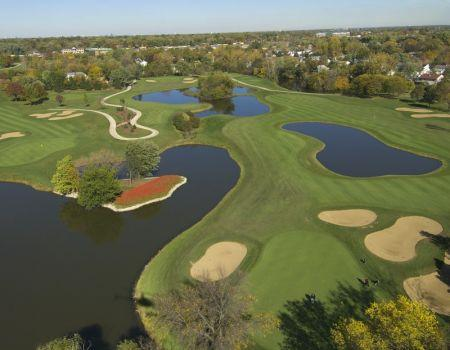 Village Links of Glen Ellyn IL 07-087