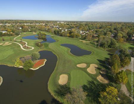 Village Links of Glen Ellyn IL 07-088