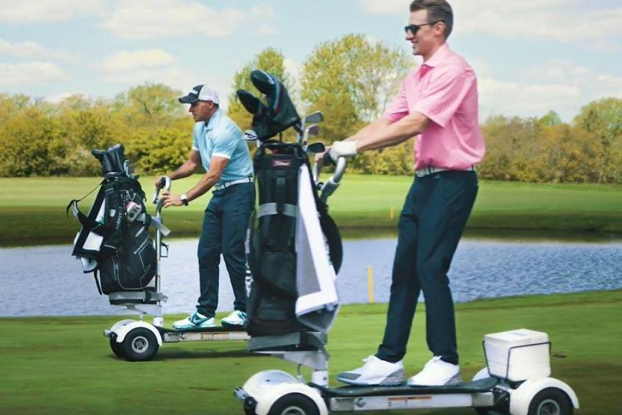 RIDE THE GOLFBOARD